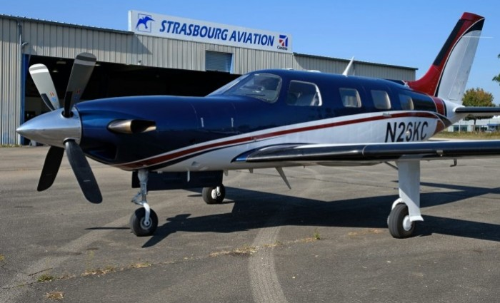 2001 PIPER PA46-500TP MERIDIAN